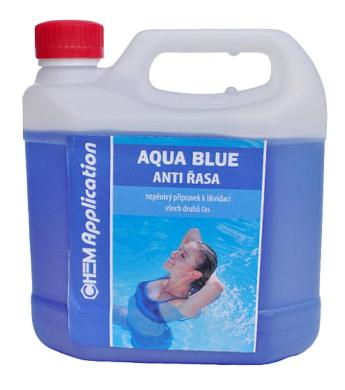 Aqua Blue Antiřasa - přípravek proti tvorbě a růstu řas 3 l(AB-0026)