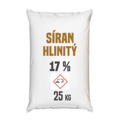 Síran hlinitý 17 %, 25 kg(AN-0010)