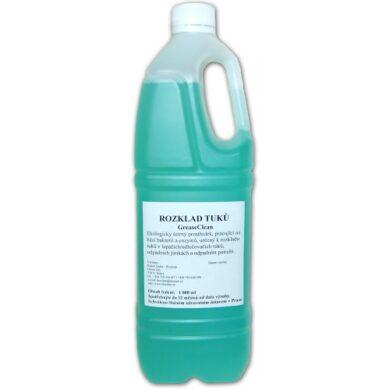 BioClean Grease Clean - přípravek na rozklad tuků1 l(CBC-0040)