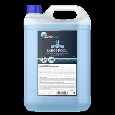 GUAa POOL LARGE POOL Bezchlórová bazénová chemie 5l(CGU-0005)