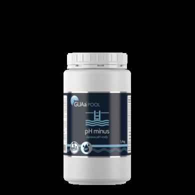 GUAa POOL pH minus 1,4 kg(CGU-0012)