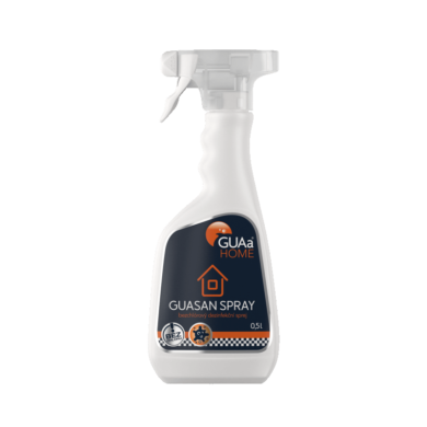 GUAa HOME GUASAN SPRAY bezchlór. dezinfekč. spray 0,5l(CGU-0028)