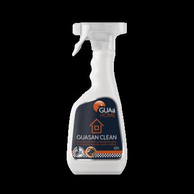 GUAa HOME GUASAN CLEAN - bezchlór.čistící a dezinfekč. spray 0,5l(CGU-0032)