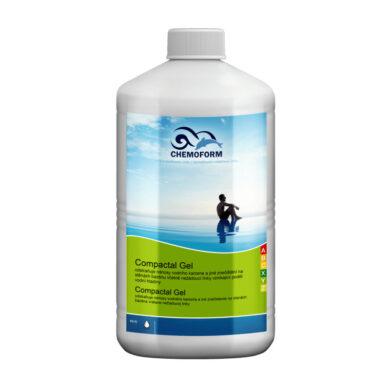 GUAa Compactal Gel 1 l - čistič bazénu(CGU-0061)