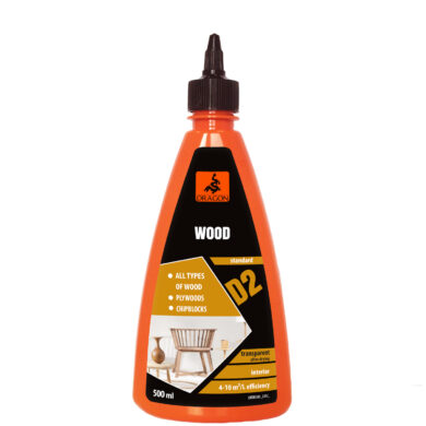 DRAGON Wood adhesive D2 500 ml lepidlo na dřevo(DKDR500_2_INT1G)