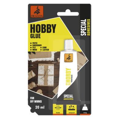 DRAGON Hobby glue 20ml(DKH020_BL_INT1)