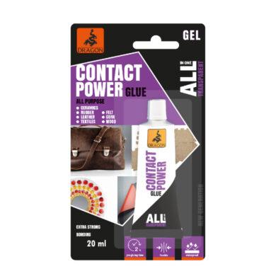 DRAGON All in one CONTACT POWER univerzální kontaktní gelové lepidlo 20 ml(DKKP020_BL_INT1)