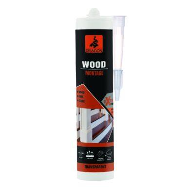 DRAGON WOOD Montage adhesive 280 ml na dřevo a korek(DKMDK280_INT1C)