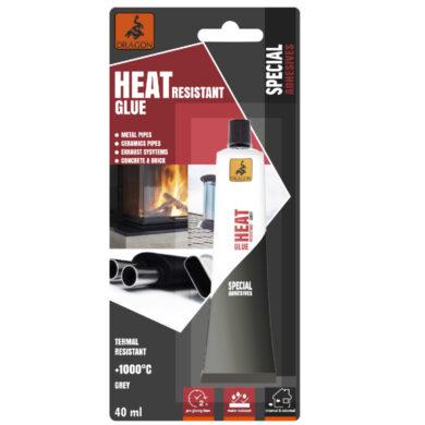 DRAGON Heat resistant glue 40 ml žáruvzdorné lepidlo(DKT040_BL_INT1)