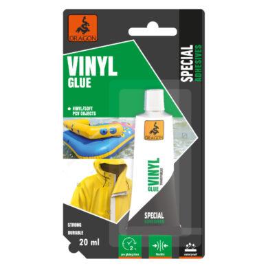 DRAGON Vinyl glue 20ml na měkké plasty(DKVI020_BL_INT1)