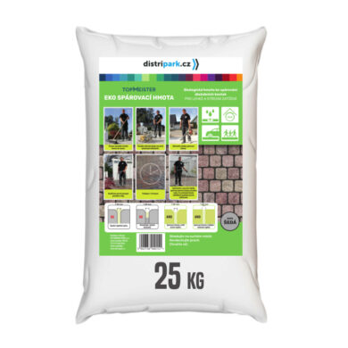 TopMeister Eko spárovací hmota, barva šedá, 25kg(FdB-00030)