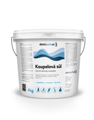 Distripark Koupelová magneziová sůl 4 kg(KMS-001-1)