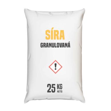 Síra granulovaná, distripark 25 kg(KOS-00013)