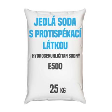 Distripark Jedlá soda s protispékací látkou 25 kg(SOCZ-001)