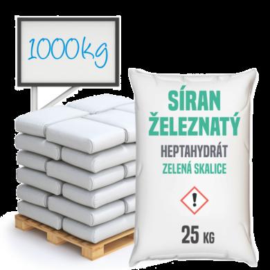 Síran železnatý heptahydrát, antimech, zelená skalice 1000 kg(SZ-0001)