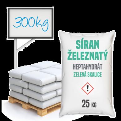 Síran železnatý heptahydrát, antimech, zelená skalice 300 kg(SZ-0002)