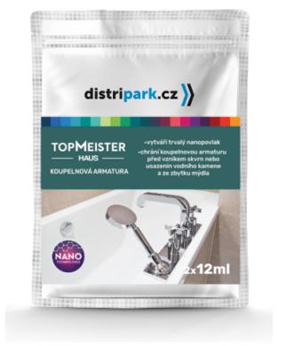 TopMeister Haus - ubrousky k impreg. koupelnové armat. 2 x 12 ml(TMH-0011)