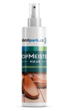 TopMeister Haus - impregnace na obuv 100 ml(TMH-0014)