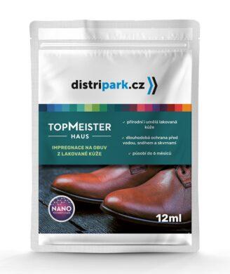 TopMeister Haus - ubrousek k impreg. lakované kůže 12 ml(TMH-0015)