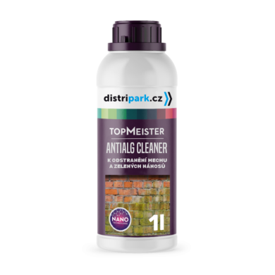TopMeister Antialg Cleaner - 1l čistič pro odstranění mechu(TMN-0034)