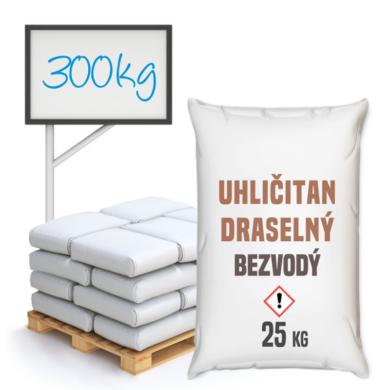 Uhličitan draselný bezvodý 300 kg(WPO-0002)