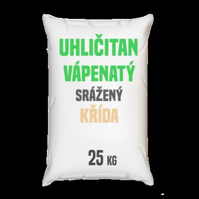Uhličitan vápenatý sražený 25 kg(WW-0001)