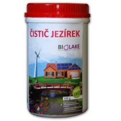 BioClean BIOLIKE - ekologický přípravek na čištění jezírek 1 kg-Biologický přípravek pro čištění jezírek a rybníků BIOLAKE v práškové formě, ideální pro lidi s jezírky a rybníky. Ekologický přípravek Biolake přirozeně zlepšuje průhlednost vody v nádrži, omezuje růst řas a odstraňuje organické dnové sedimenty. Přípravek je bezpečný pro člověka a zvířata.