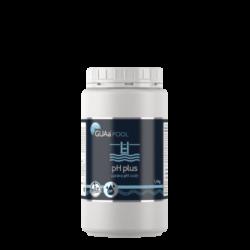 GUAa POOL pH plus 1,4 kg-Ideální hodnota pH při používání bezchlórové a chlórové dezinfekce vody je 6,8-7,4. Pokud pH opustí tuto vymezenou oblast, dochází ke snížení účinnosti a zvýšení spotřeby dezinfekčních přípravků.